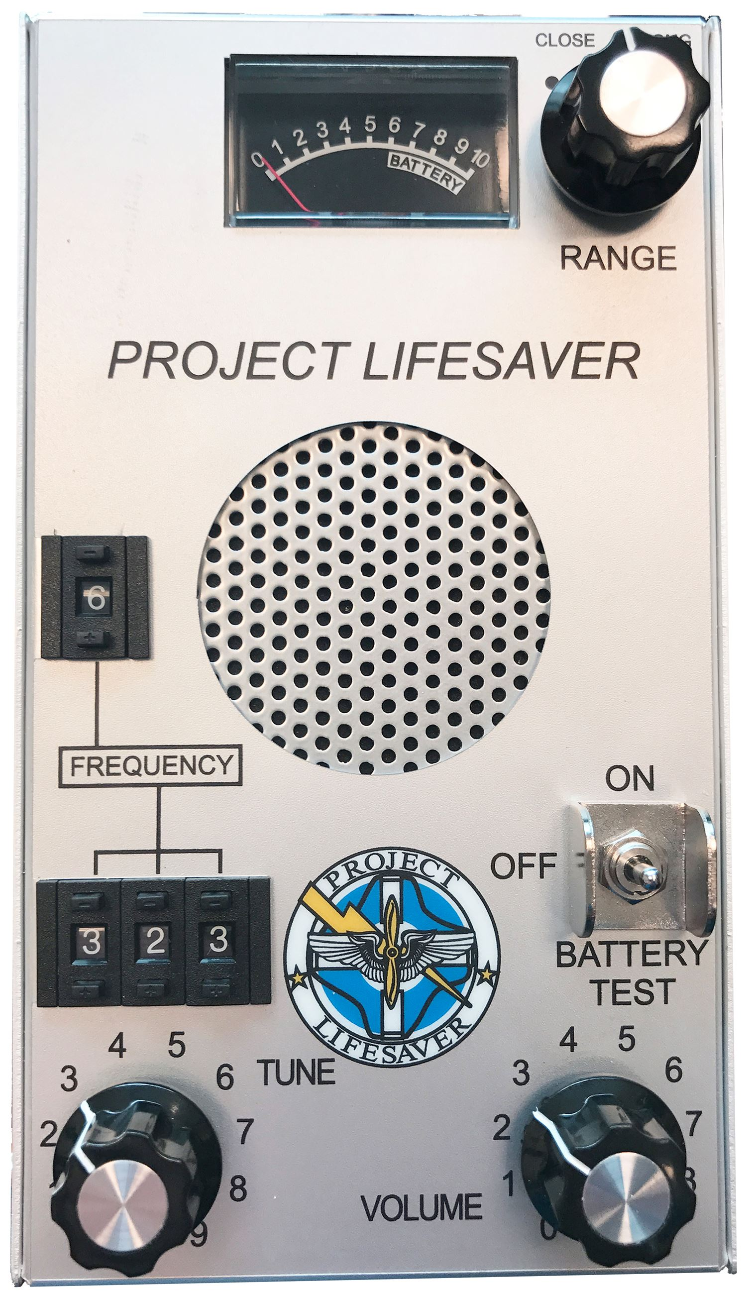 Project Lifesaver Finder Device