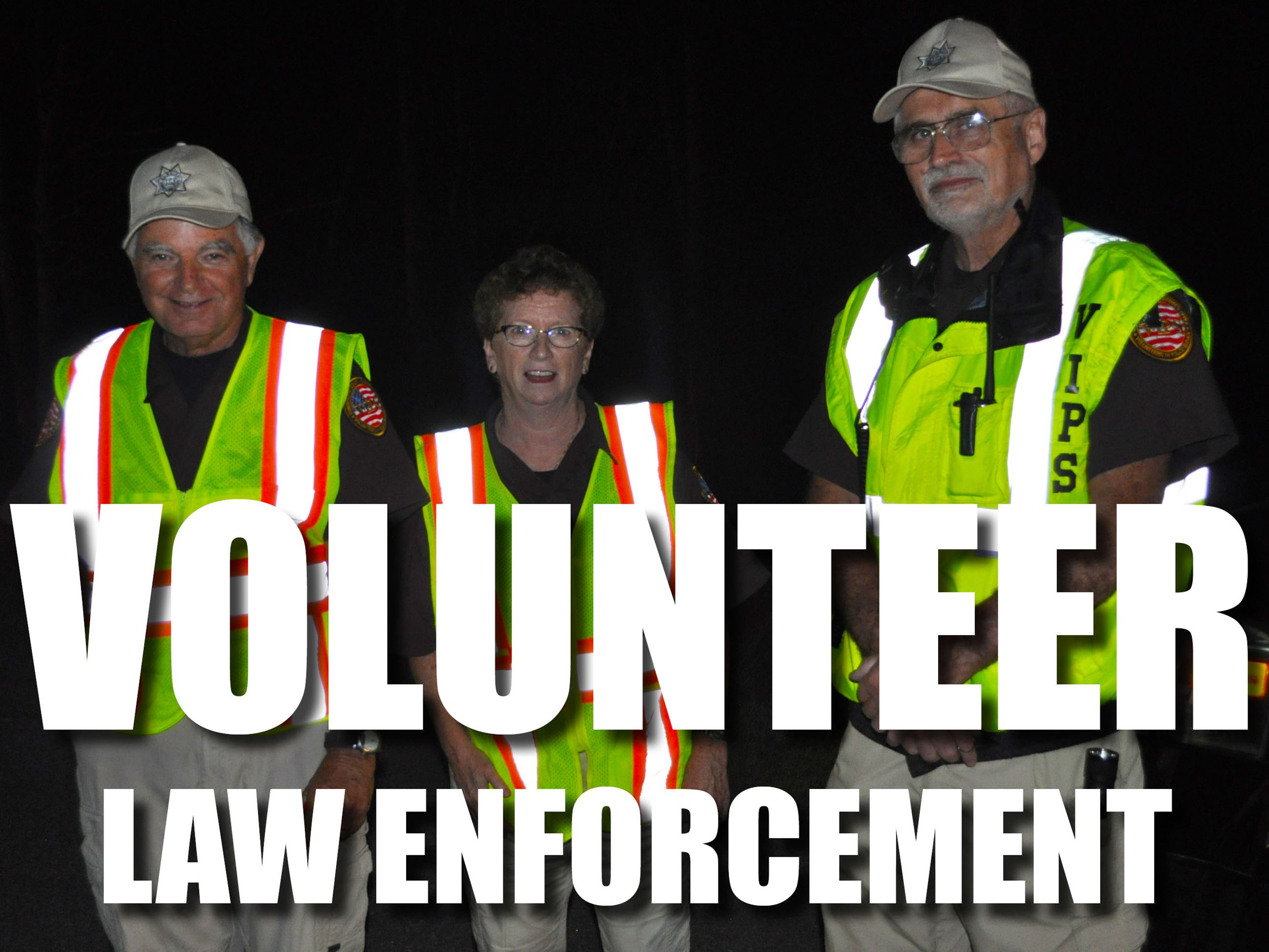 Volunteer Law Enforcement
